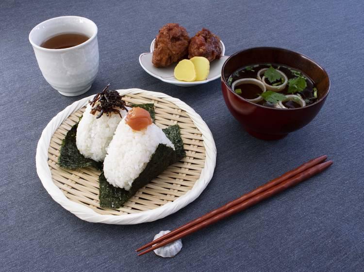 米の偉大さに気付く。