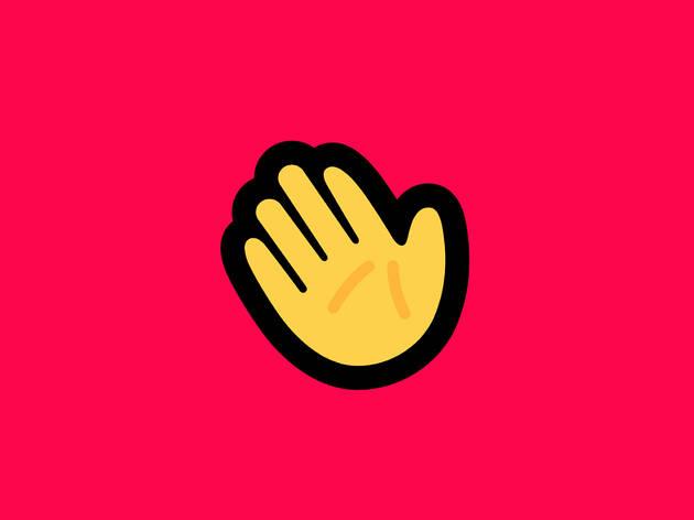 Houseparty video chat app logo