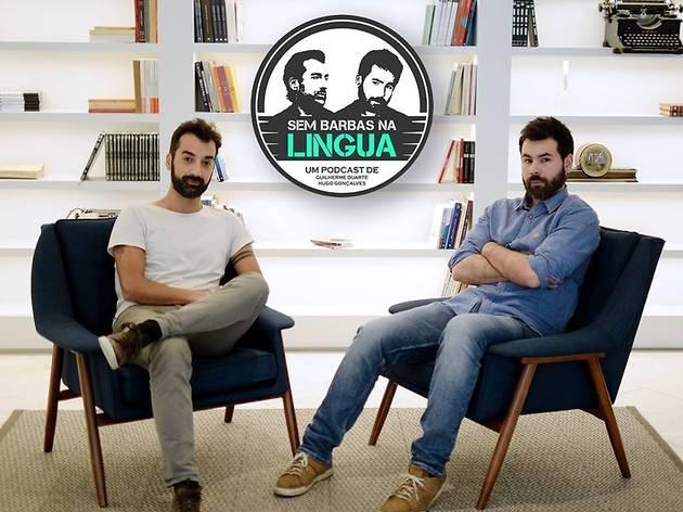 Sem Barbas na Língua, podcast, programa, rádio, online