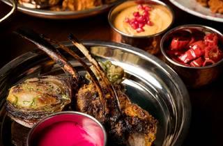 New Punjab Club food