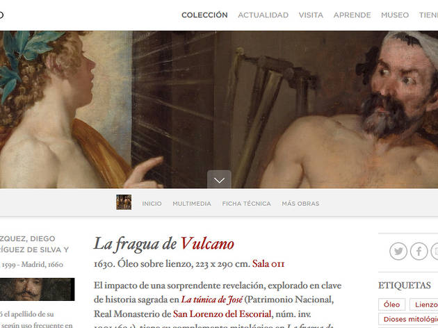 Museo del Prado virtual