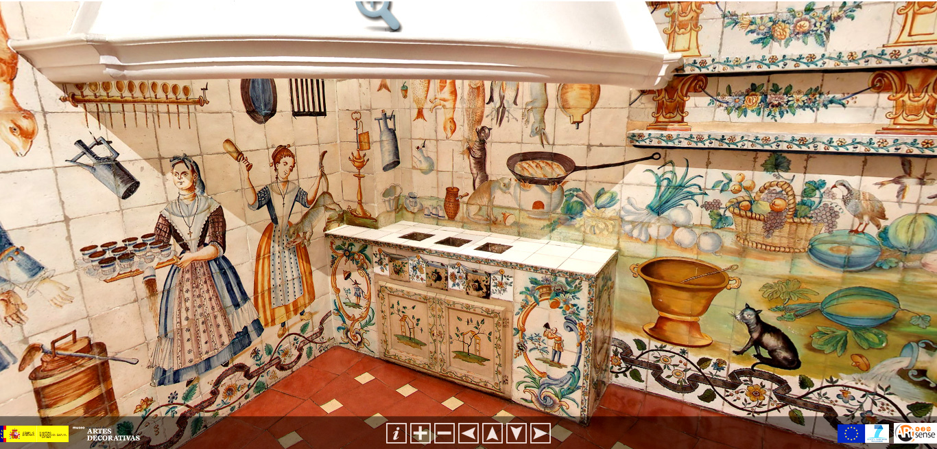 Museo de las Artes Decorativas virtual