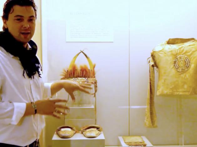 Museo de América virtual