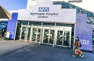 Nightingale Hospital London Excel Centre