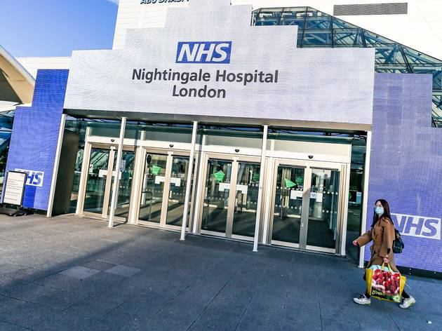 Nightingale Hospital London Excel Centre