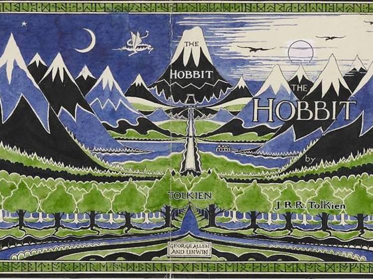Voyager le temps d'une balade radiophonique, dans l'expo Tolkien à la BNF