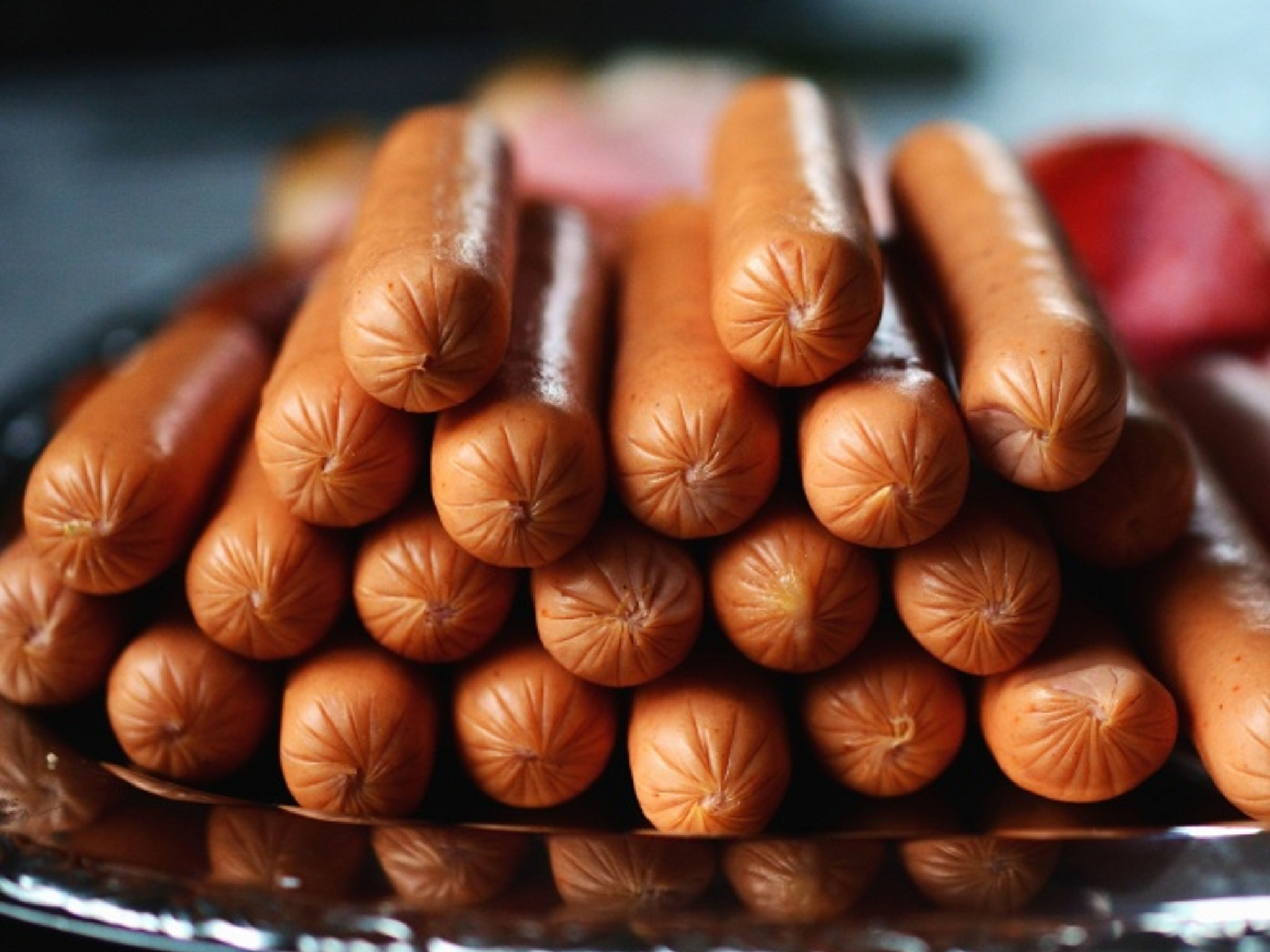 Comida, Salsichas