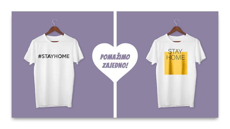 Stayhome T-shirts