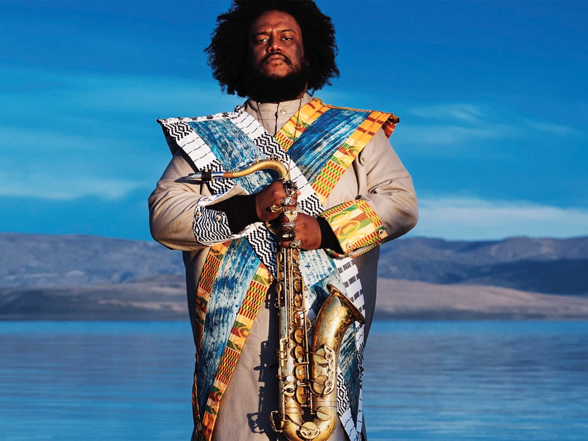 Kamasi Washington 'Live at the Apollo Theatre'