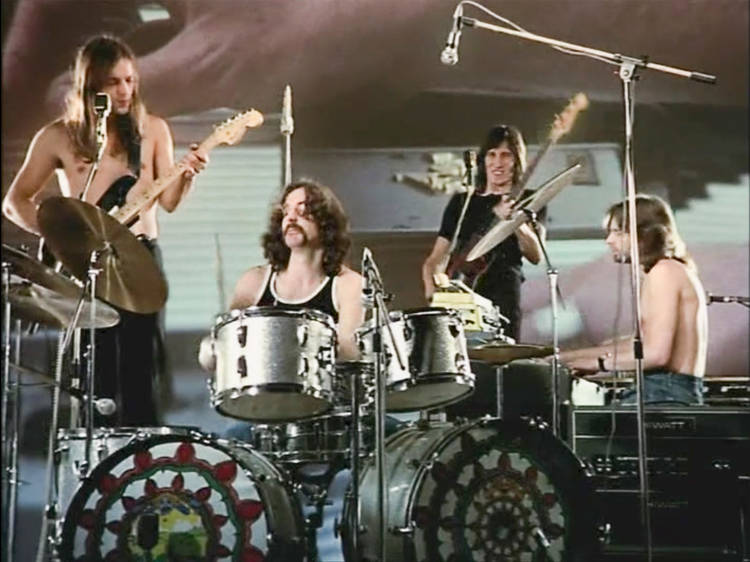 Pink Floyd - 'Live at Pompeii'