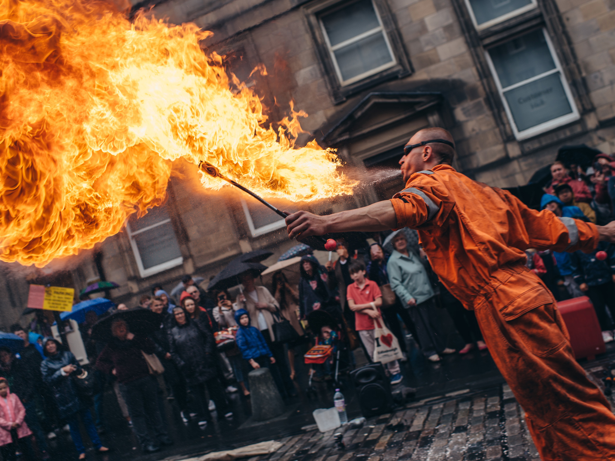 The Edinburgh Festival has been cancelled