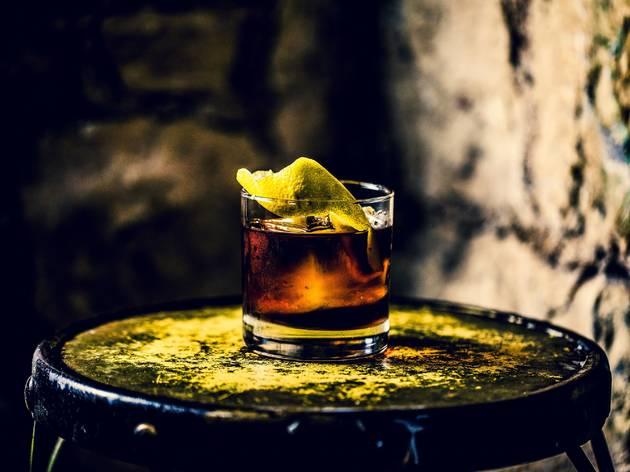 Richard Casteel, whisler's, austin, whislers, cocktail, drink, bar