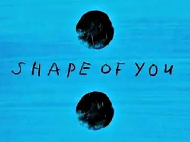 Ed Sheeran - Shape of Your