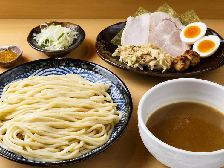 東京、定番つけ麺20選