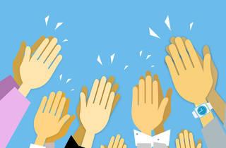 Clap for Hong Kong