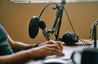 Podcast, online, programa