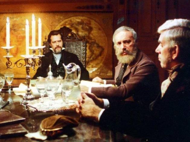 Filme, Cinema, Os Emissários de Khalom (1988)