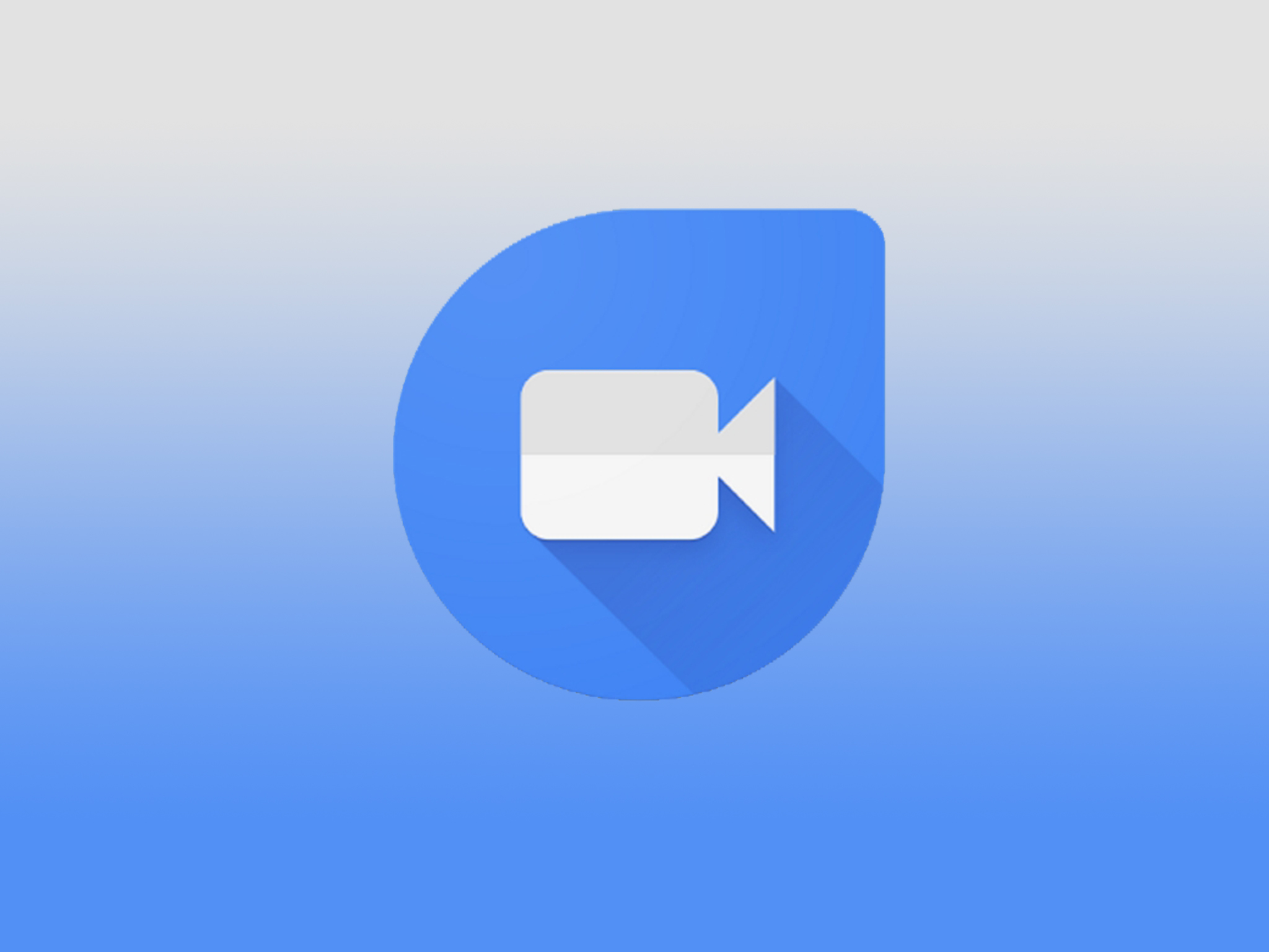 Google Duo video chat app logo