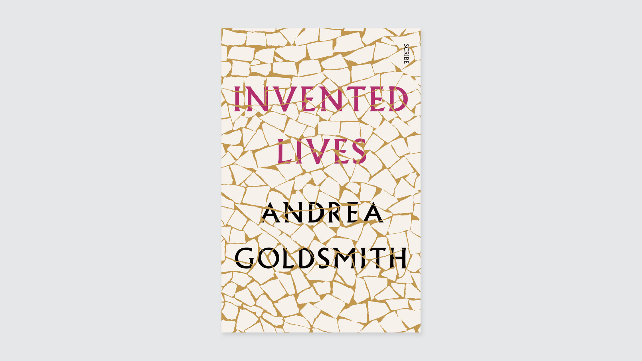 Invented Lives by Andrea Goldsmith