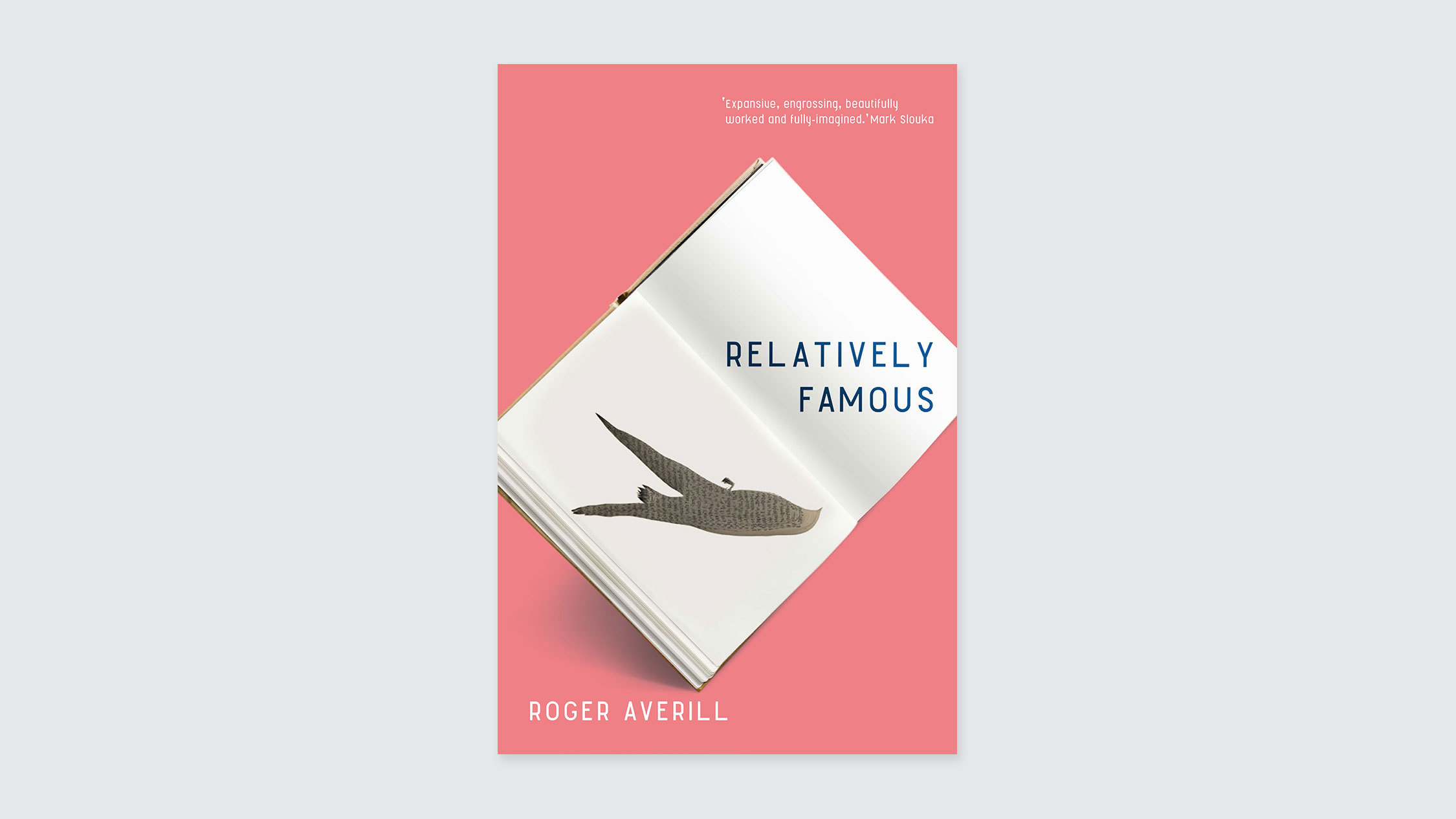 Relatively Famous by Roger Averill