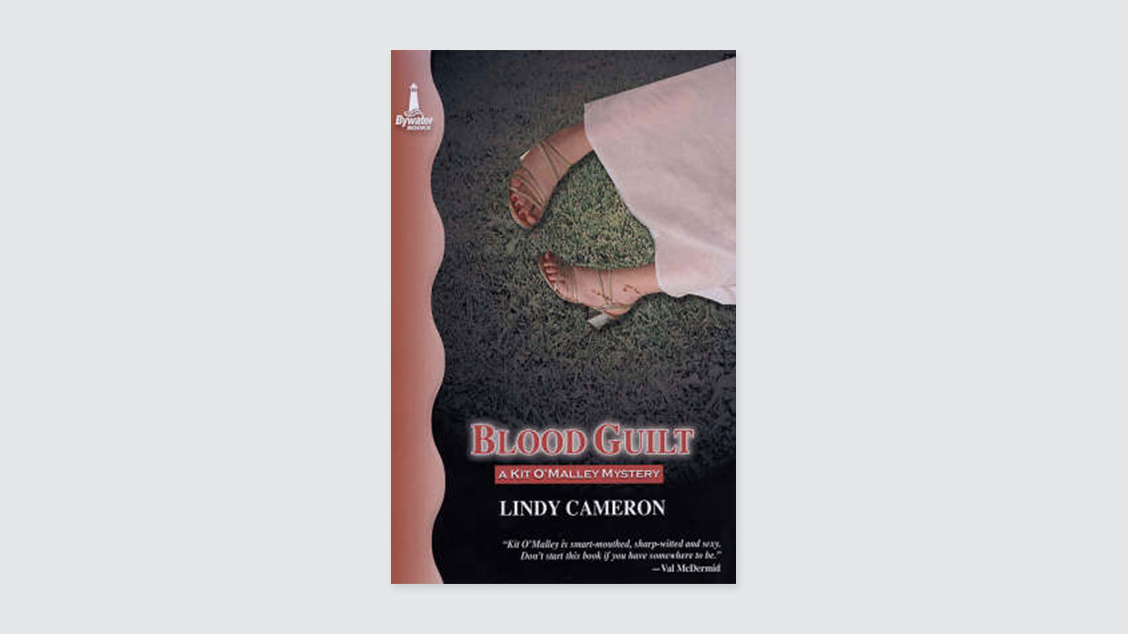 Blood Guilt by Lindy Cameron