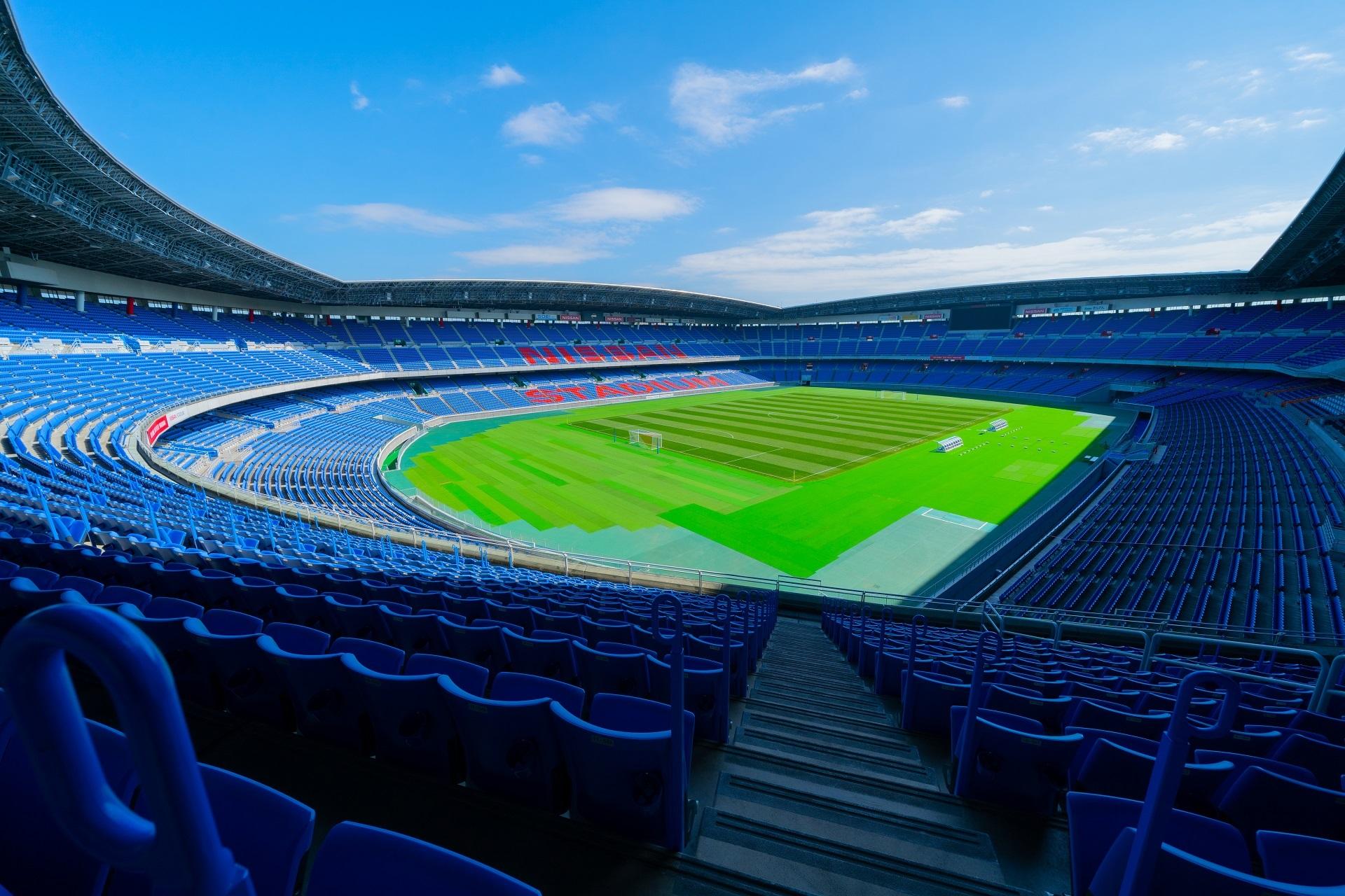 Nissan Stadium / International Stadium Yokohama
