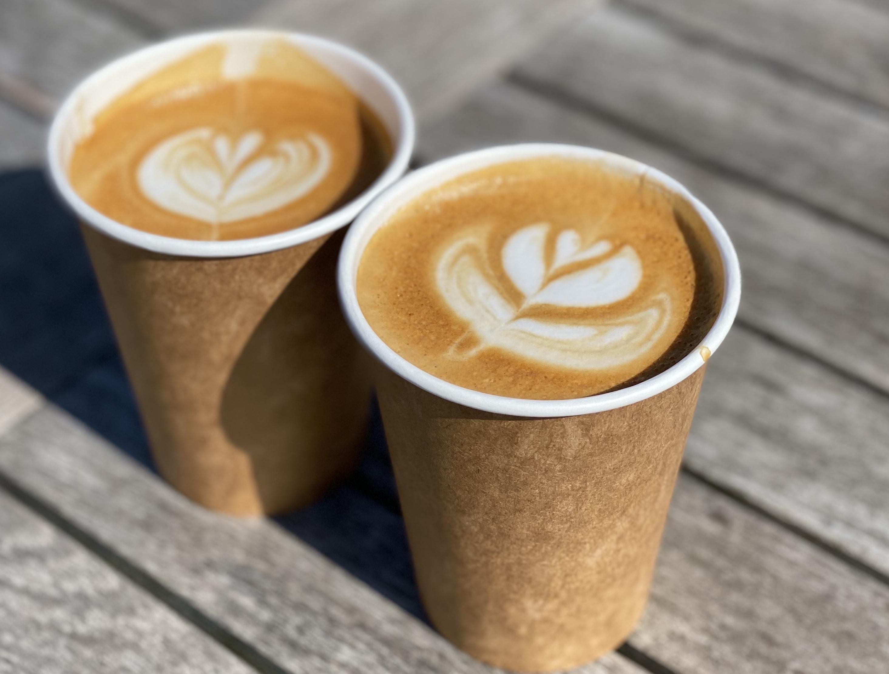 外賣咖啡送上門