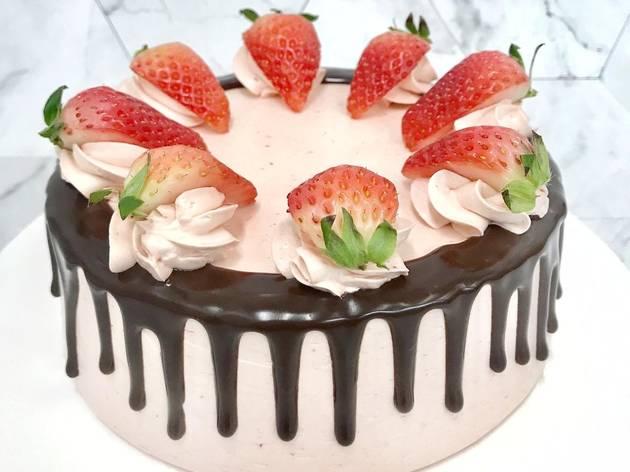 Sweet Secrets cake