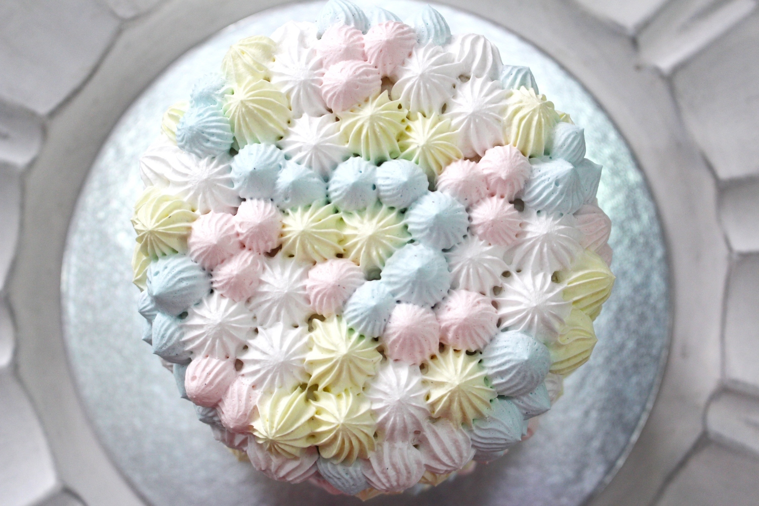 The Cakery Pastel Dream cake