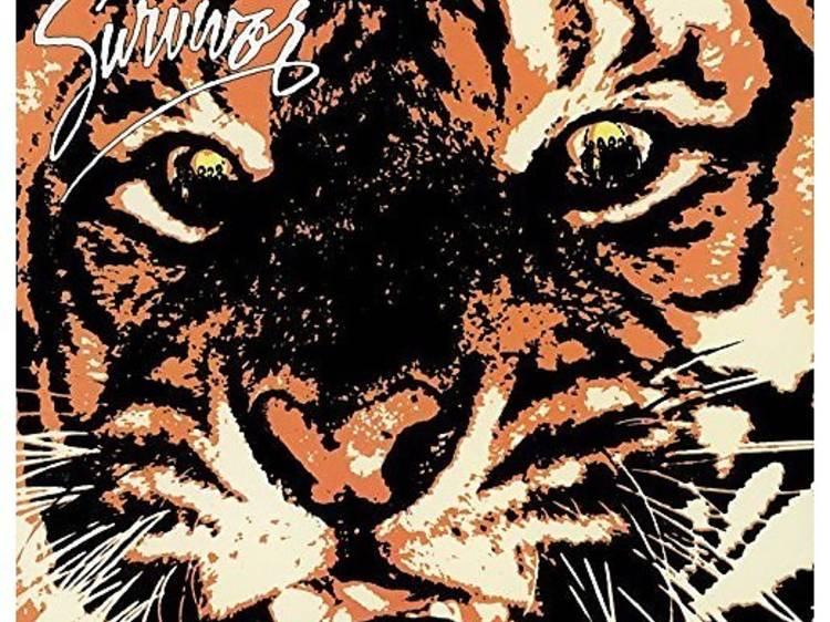 'Eye of the tiger', de Survivor