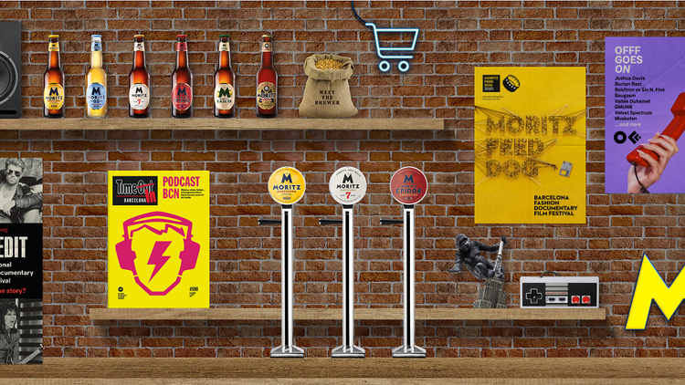 Bar Virtual Moritz Barcelona