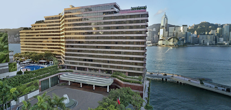 InterContinental Hong Kong temporarily closes its doors for its biggest transformation in 30 years