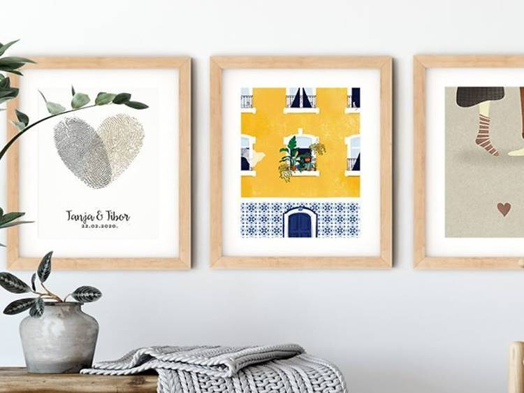 Art & home design