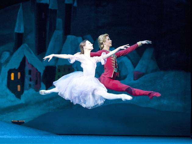 'The Nutcracker' at the Bolshoi
