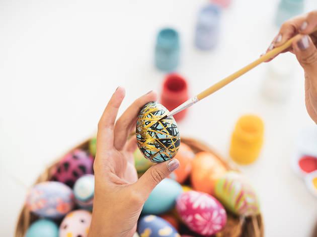 Easter eggs I Photo from Shutterstock
