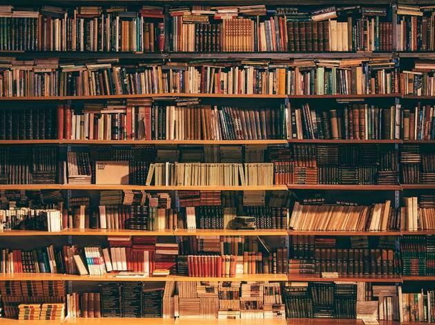 Compras, Livraria, Livros
