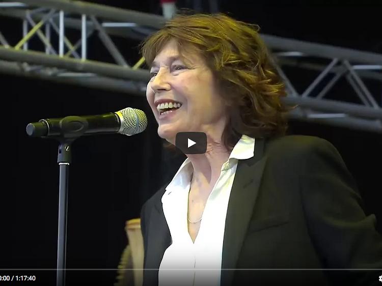 Jane Birkin- Primavera Sound 2018