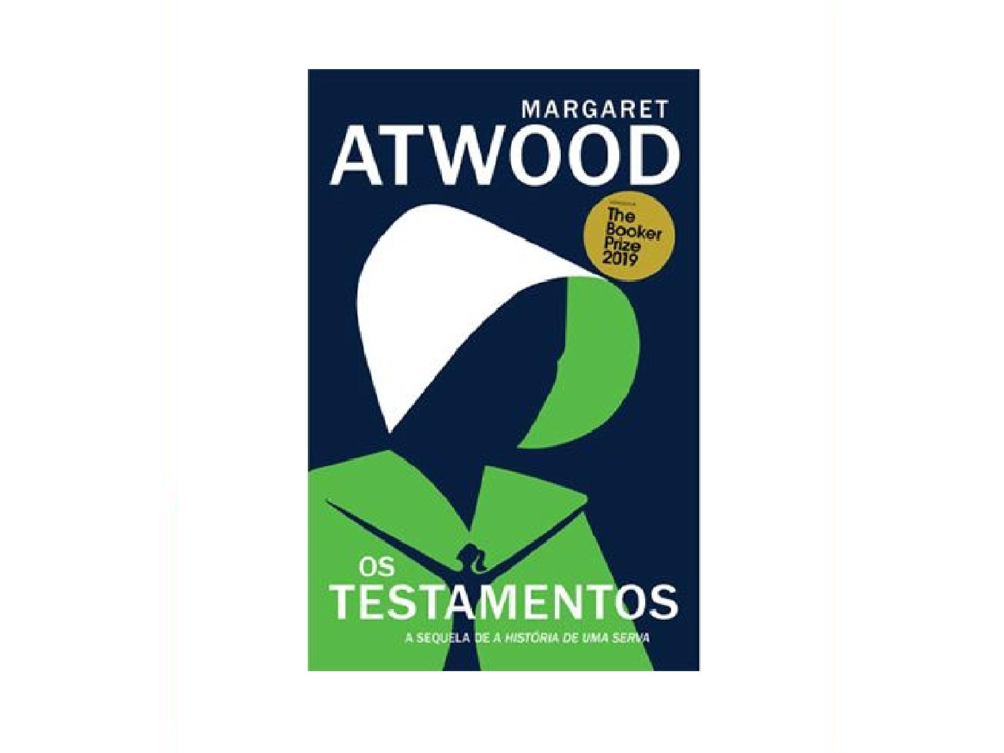 Compras, Livros, Os Testamentos, Margaret Atwood