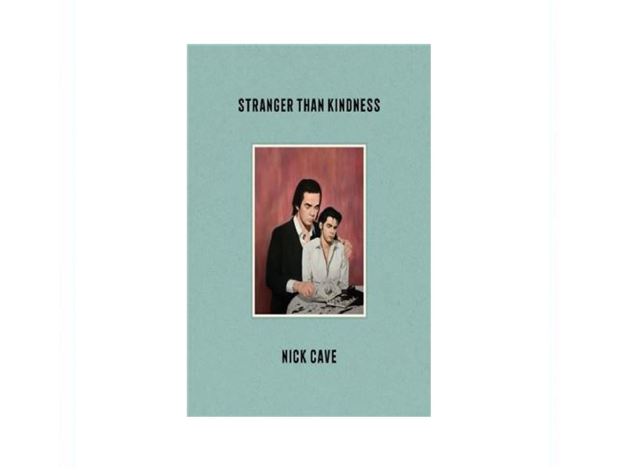 Compras, Livros, Stranger Than Kindness, Nick Cave
