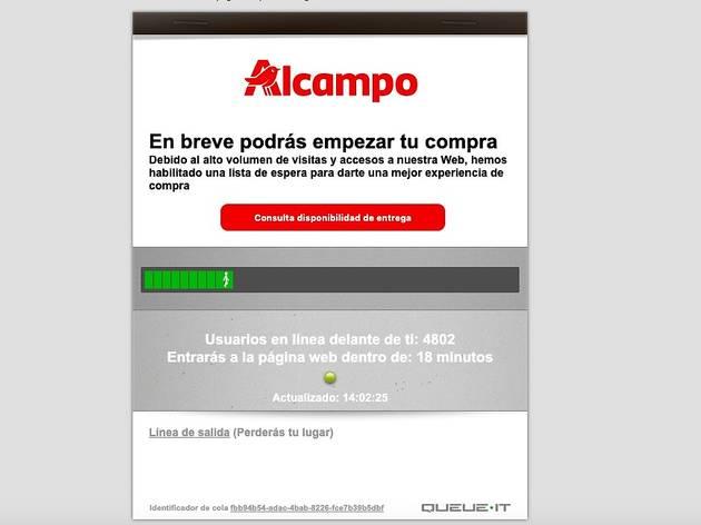Hipercor, Alcampo, Carrefour... así ha cambiado la compra online en los supermercados