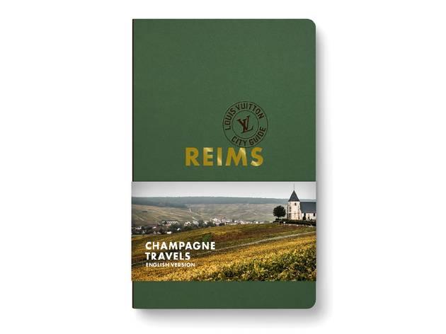 Livro, Viagens, Guia de Viagem Louis Vuiton: Reims, Champagne Travels