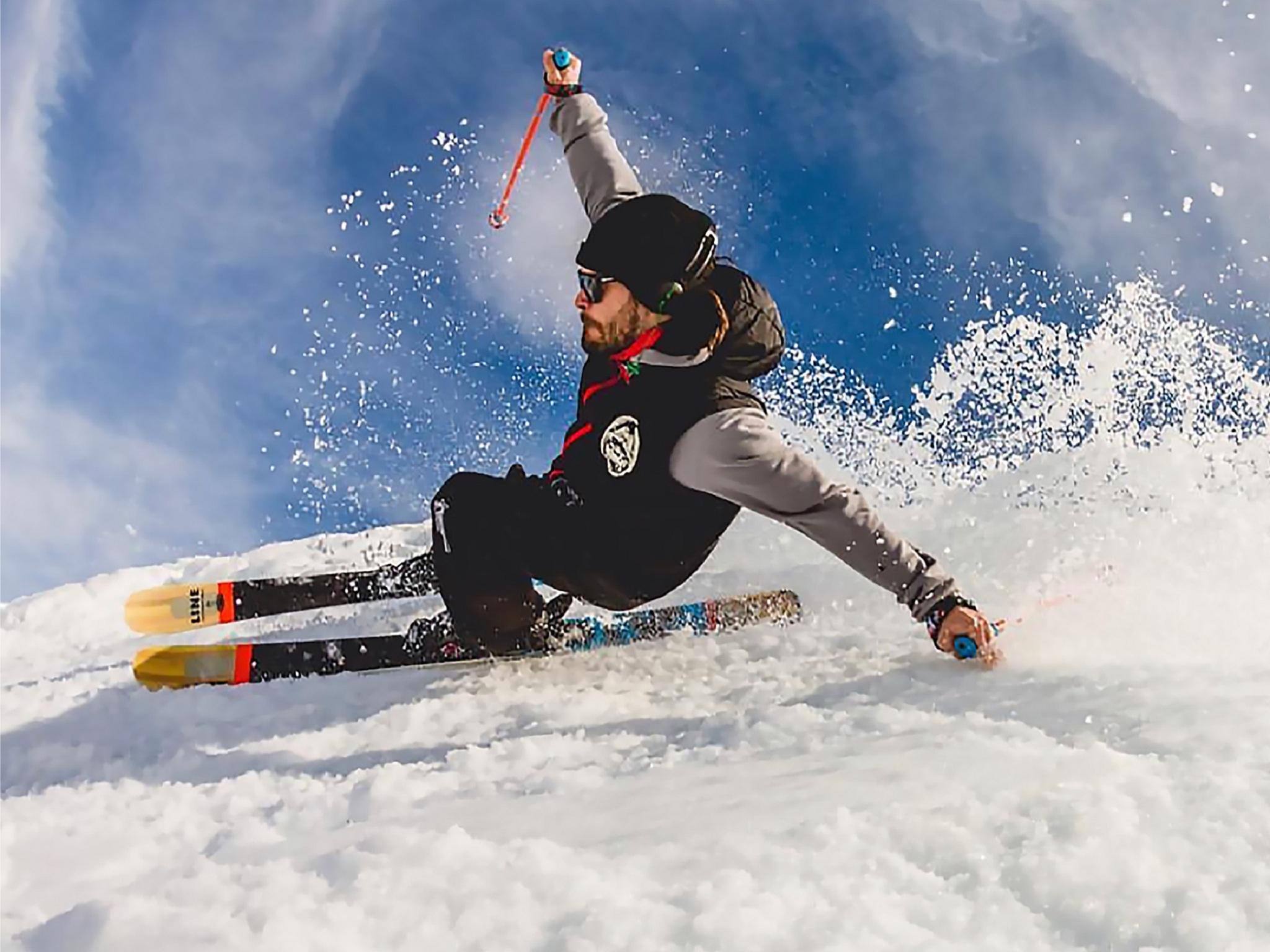 Desportos de Inverno, GoPro, Sky