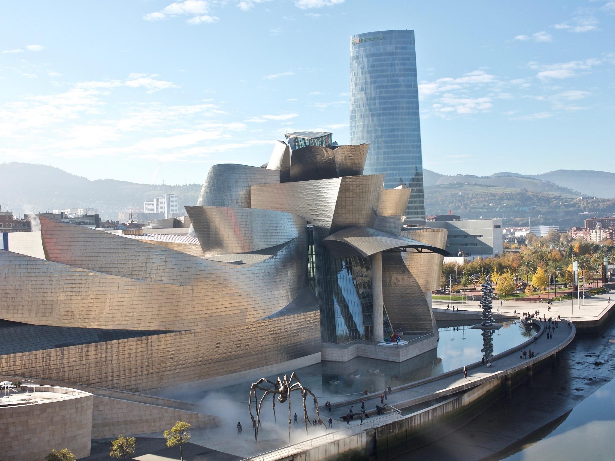 Museus, Arte, Museu Guggenheim, Bilbao
