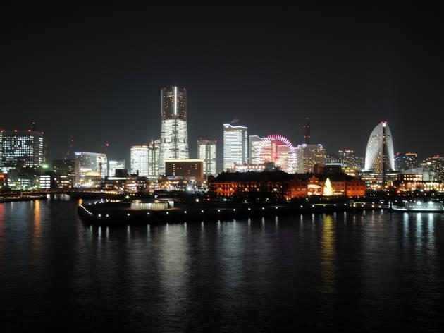 横浜でしかできない