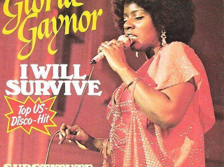 'I will survive', de Gloria Gaynor