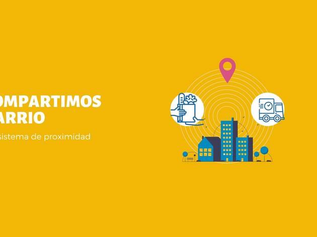 Compartimos barrio, una plataforma sencilla para unir ciudadanos y comercio local