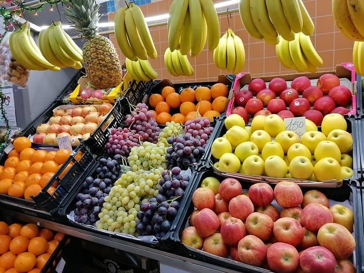 Fruta da D. Ermelinda