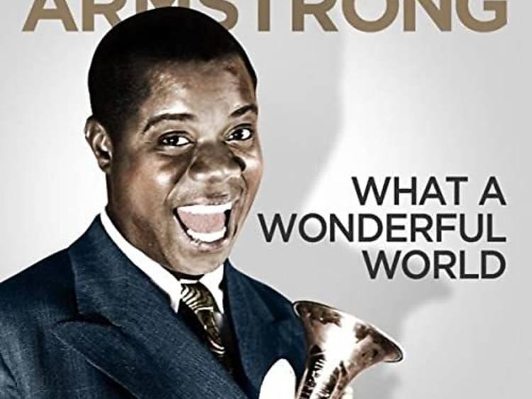 'What a wonderful world', de Louis Armstrong