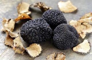 White and black truffles are a delicacy