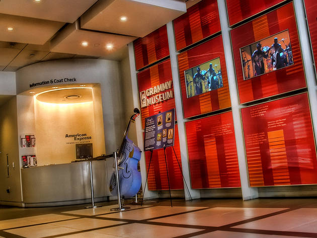 Grammy Museum at Home